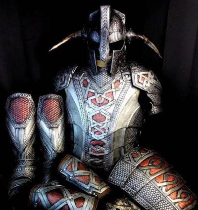 fantasy light armor