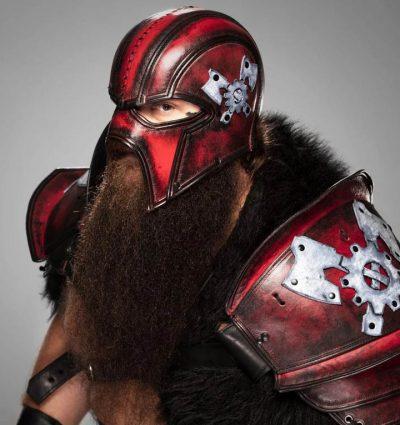 warrior armor